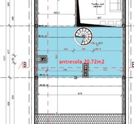 seg-B-antresola - Tyczyn Osiedle Kościuszki Tyczyn szeregówki - mieszkania w szeregówkach