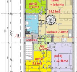 seg-B-pietro - Tyczyn Osiedle Kościuszki Tyczyn szeregówki - mieszkania w szeregówkach