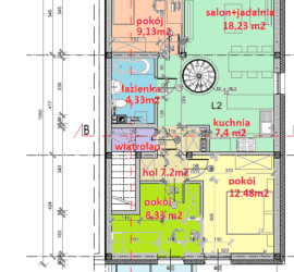 seg-D-piętro - Tyczyn Osiedle Kościuszki Tyczyn szeregówki - mieszkania w szeregówkach